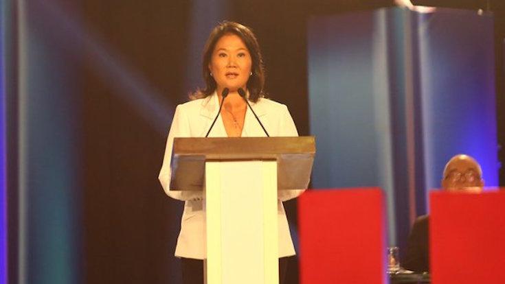 Keiko Fujimori: ¿su 'compromiso de honor' reducirá su antivoto?