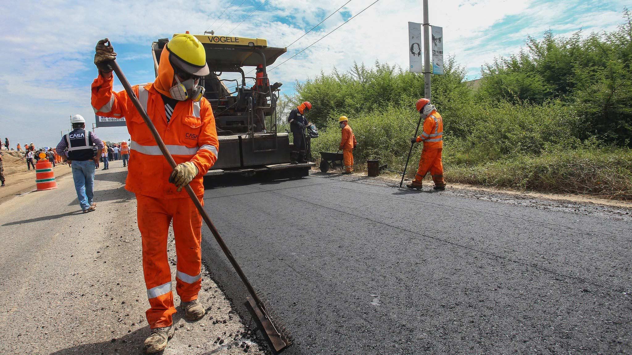 Un nuevo modelo para la gestión de obras públicas e infraestructura