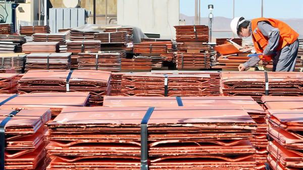 Efecto del cobre: Alivio fiscal