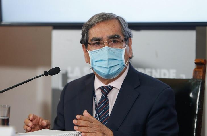 """Óscar Ugarte: """"La vacuna de Sinopharm es muy segura"""""""