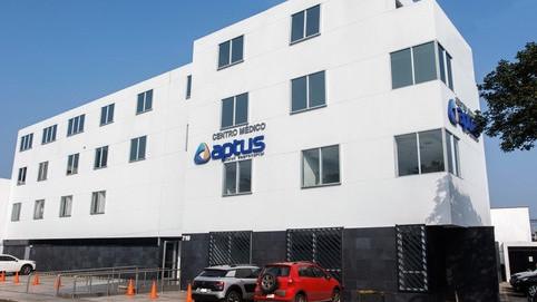 Foco en Aptus, empresa de salud ocupacional que creció gracias a las pruebas Covid-19