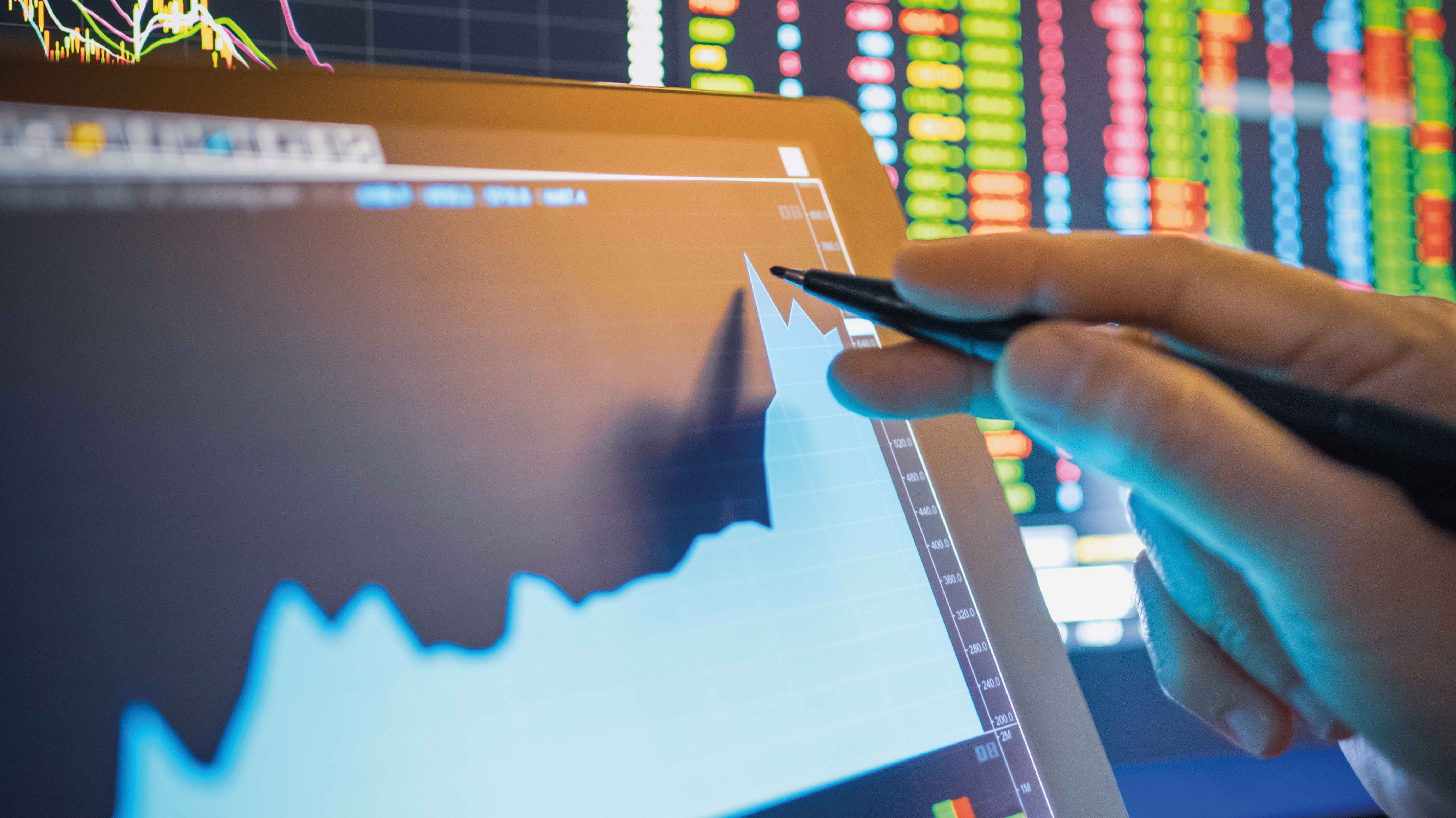 ¿Las economías pueden sobrevivir un colapso del mercado de valores?