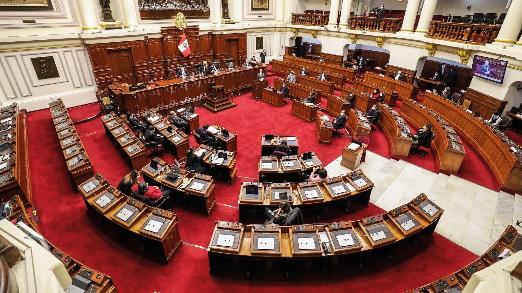 [Editorial] Congreso 2021 - 2026: por un pacto contra el populismo