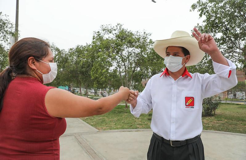 <p>Perú Libre y el plan de gobierno que no contempla la lucha contra la pandemia</p>