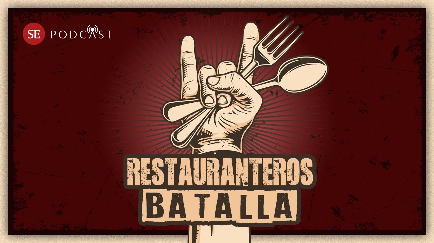 PODCAST: Londres, Madrid y Latinoamérica: un viaje en la industria gastronómica
