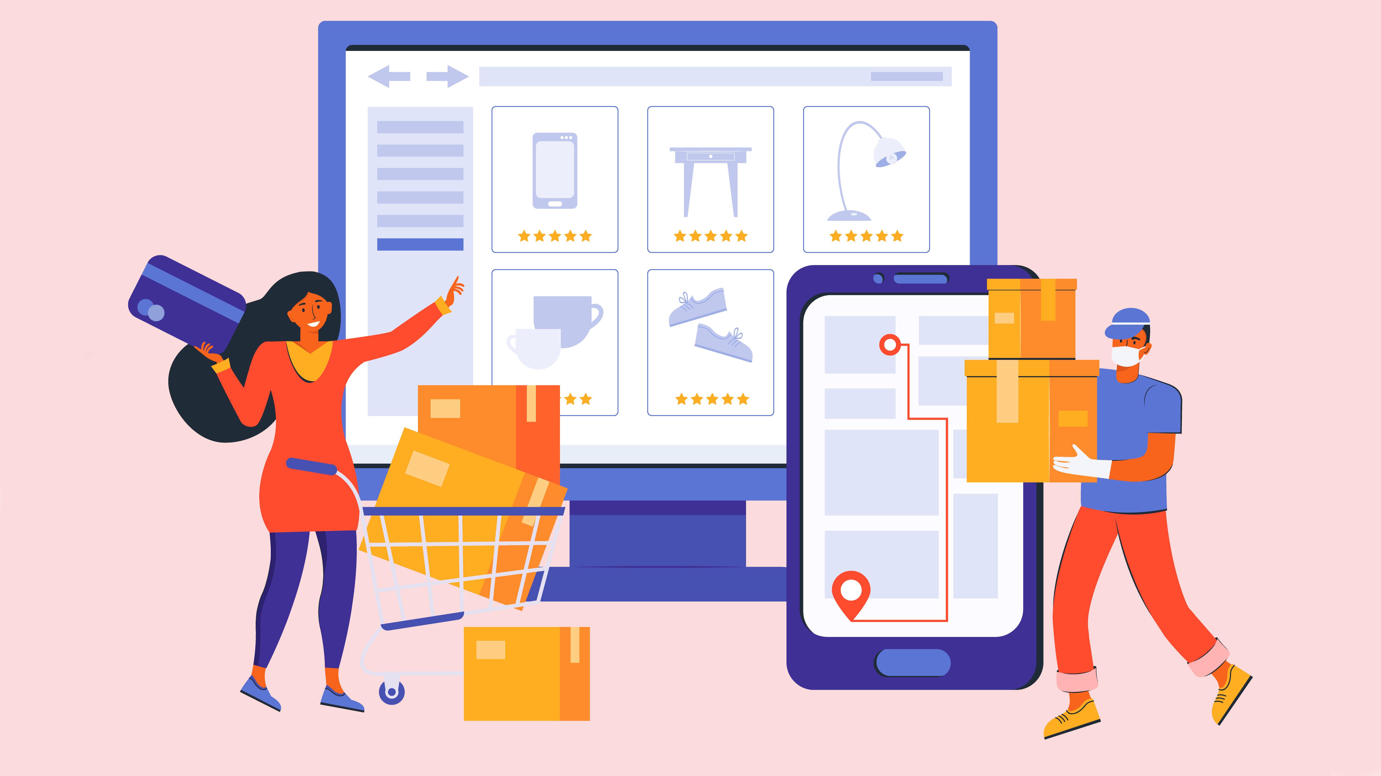 """<p><span style=""""color: rgb(0, 0, 0);"""">Retailers vs marketplaces: la competencia se aviva en el canal digital</span></p>"""