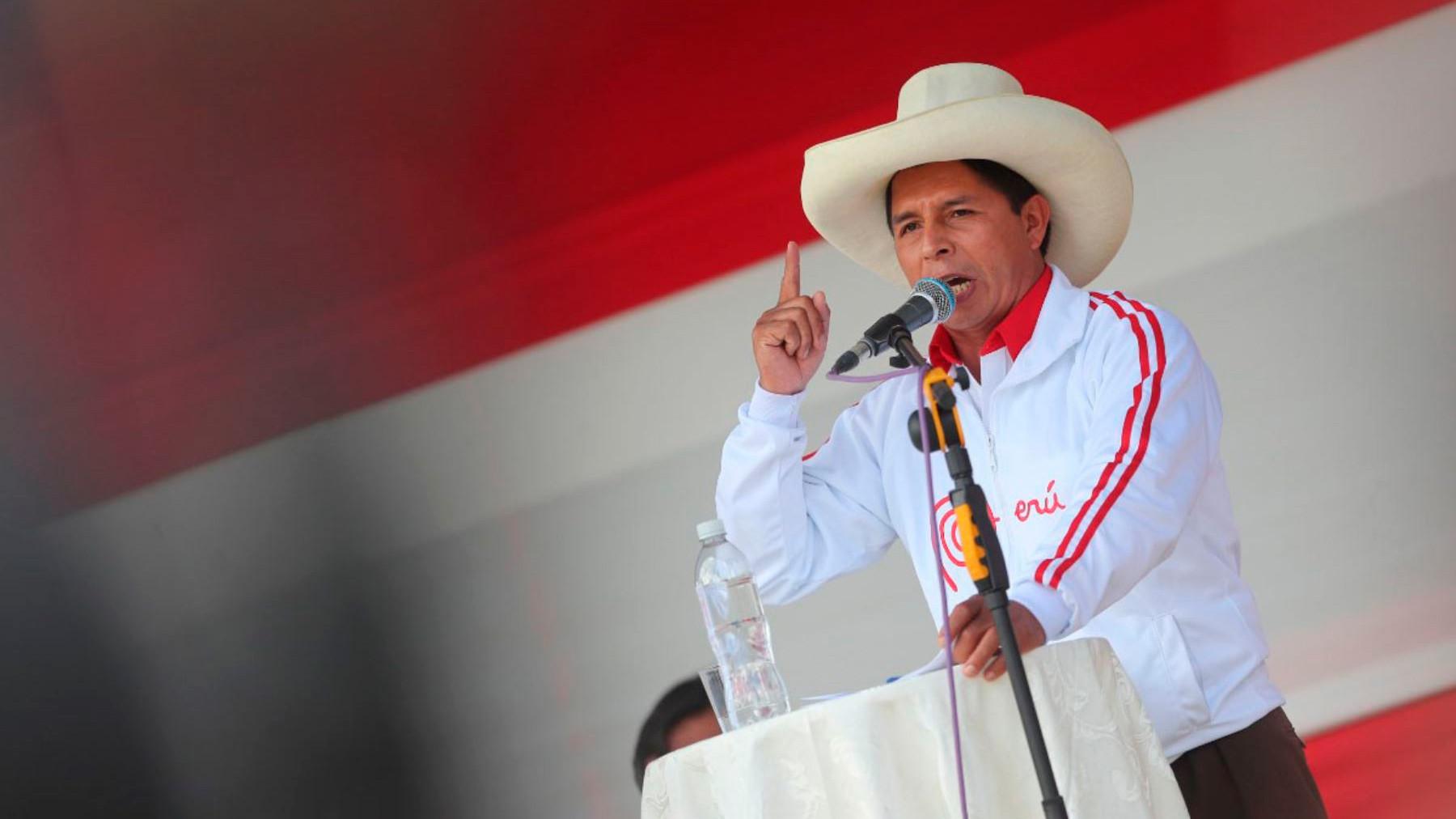 ¿Qué le esperaría al país en los arbitrajes de inversión en un gobierno de Pedro Castillo?