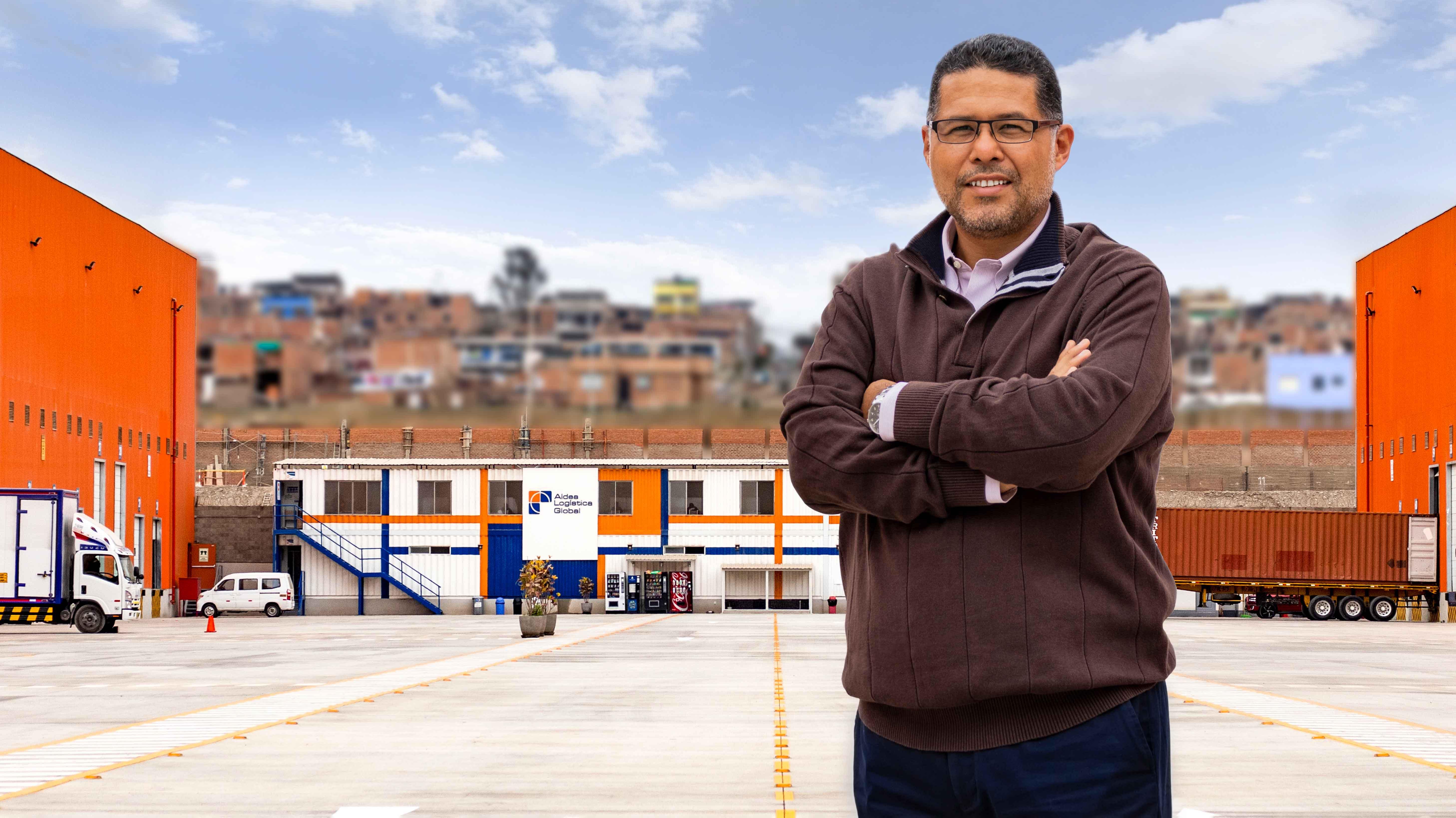 """Aldea Logística: """"Estamos planeando construir una octava 'aldea' en Villa El Salvador de más de 40,000 m2"""""""
