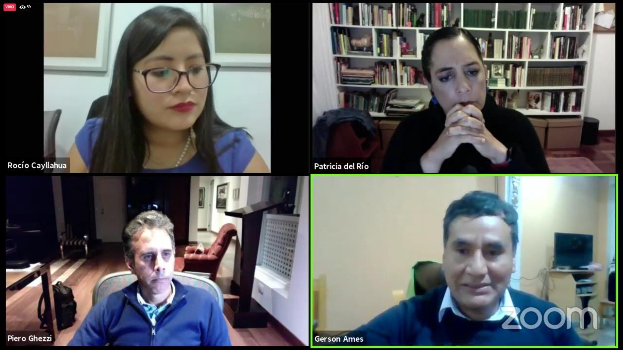 CADEx: democracia, educación de calidad y oportunidades para todos, los consensos mínimos para un Perú más desarrollado y equitativo