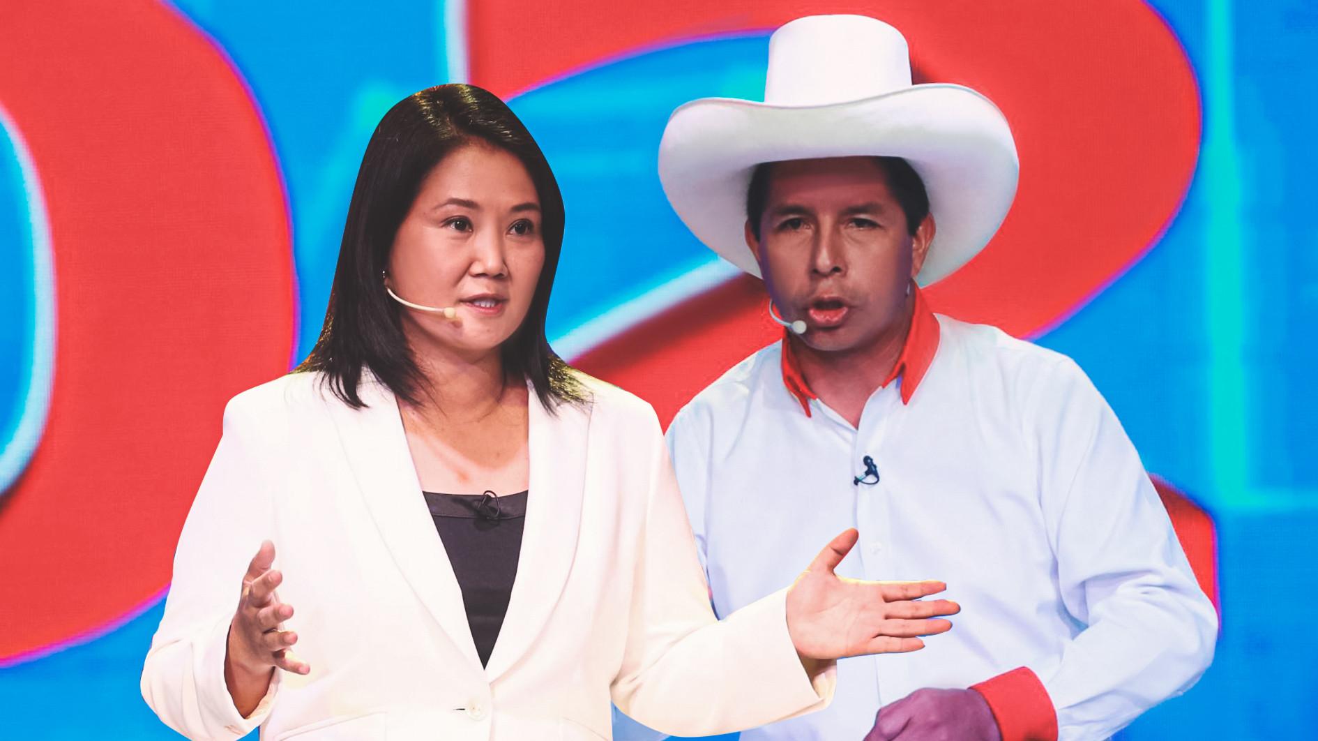 Elecciones 2021:  Fujimori y Castillo coincidieron en que el Estado genere más ingresos por la renta minera