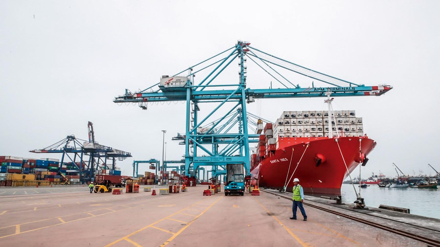 Puerto del Callao: la adenda que busca APM Terminals hace tres años no se aprobaría en este gobierno
