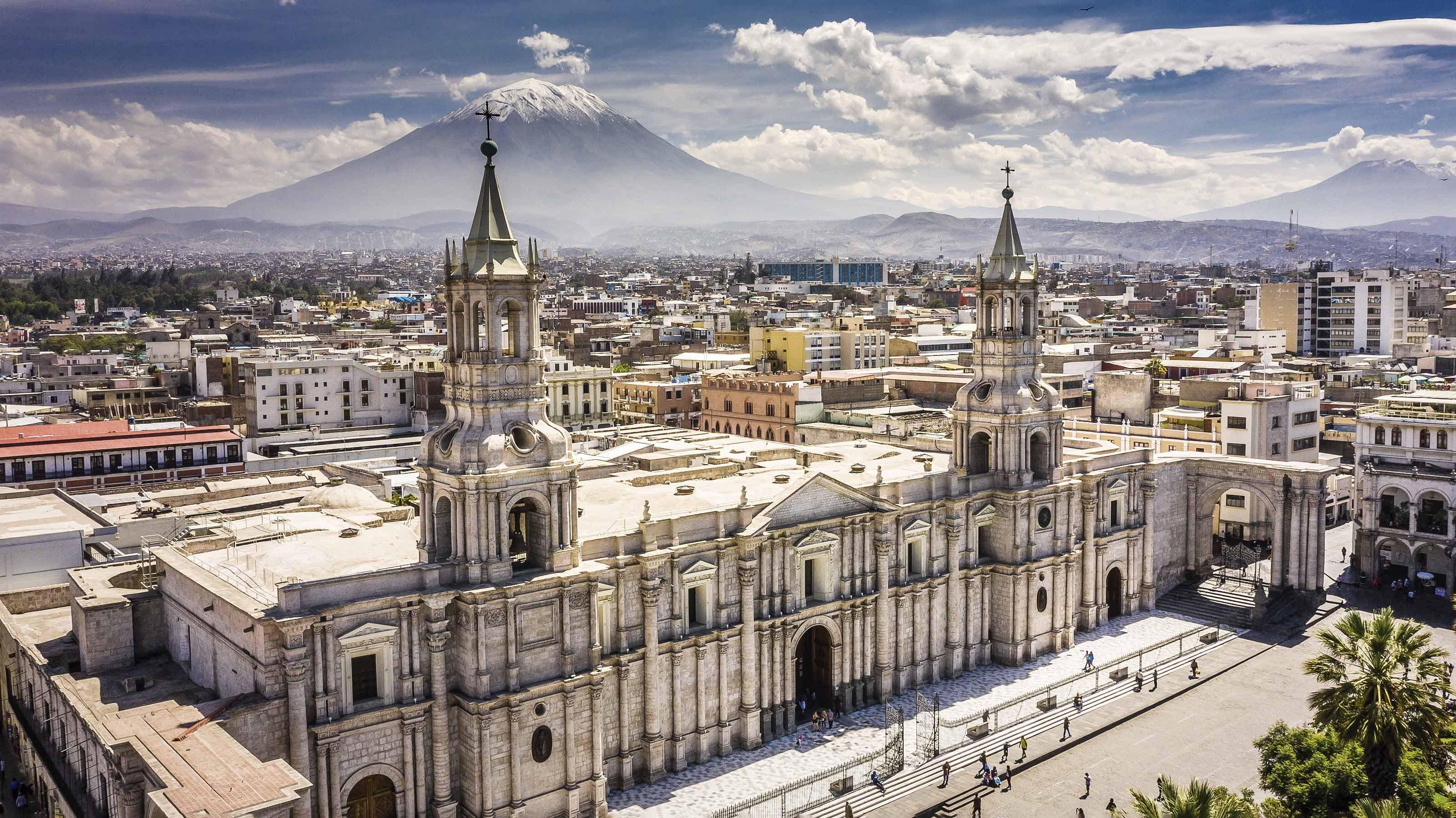 El turismo en Arequipa, golpeado por el cerco epidemiológico y la variante Delta