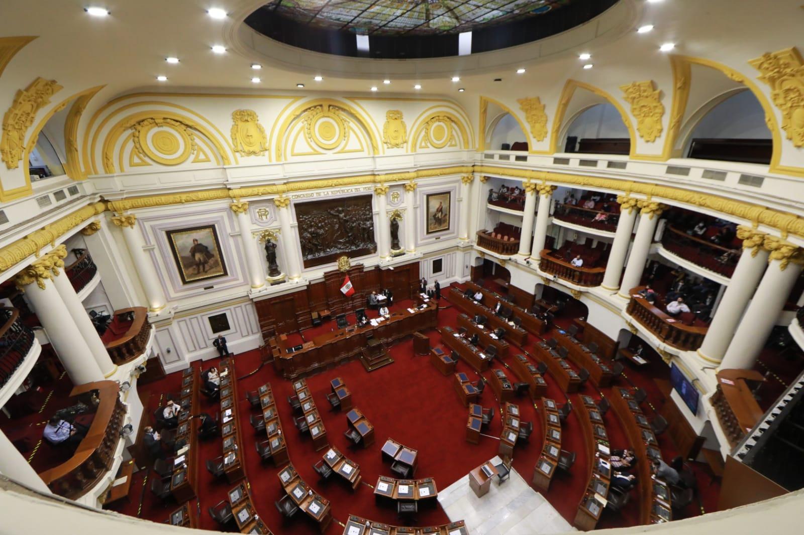 Elección del TC: Pleno del Congreso suspendió la sesión para este 8 de julio
