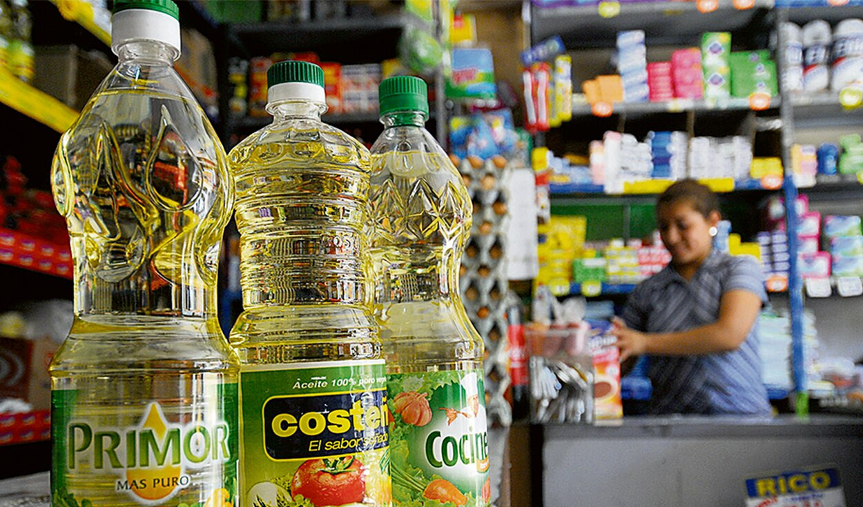 ¿Qué hay detrás del alza del precio del aceite y otros productos de la canasta básica familiar?