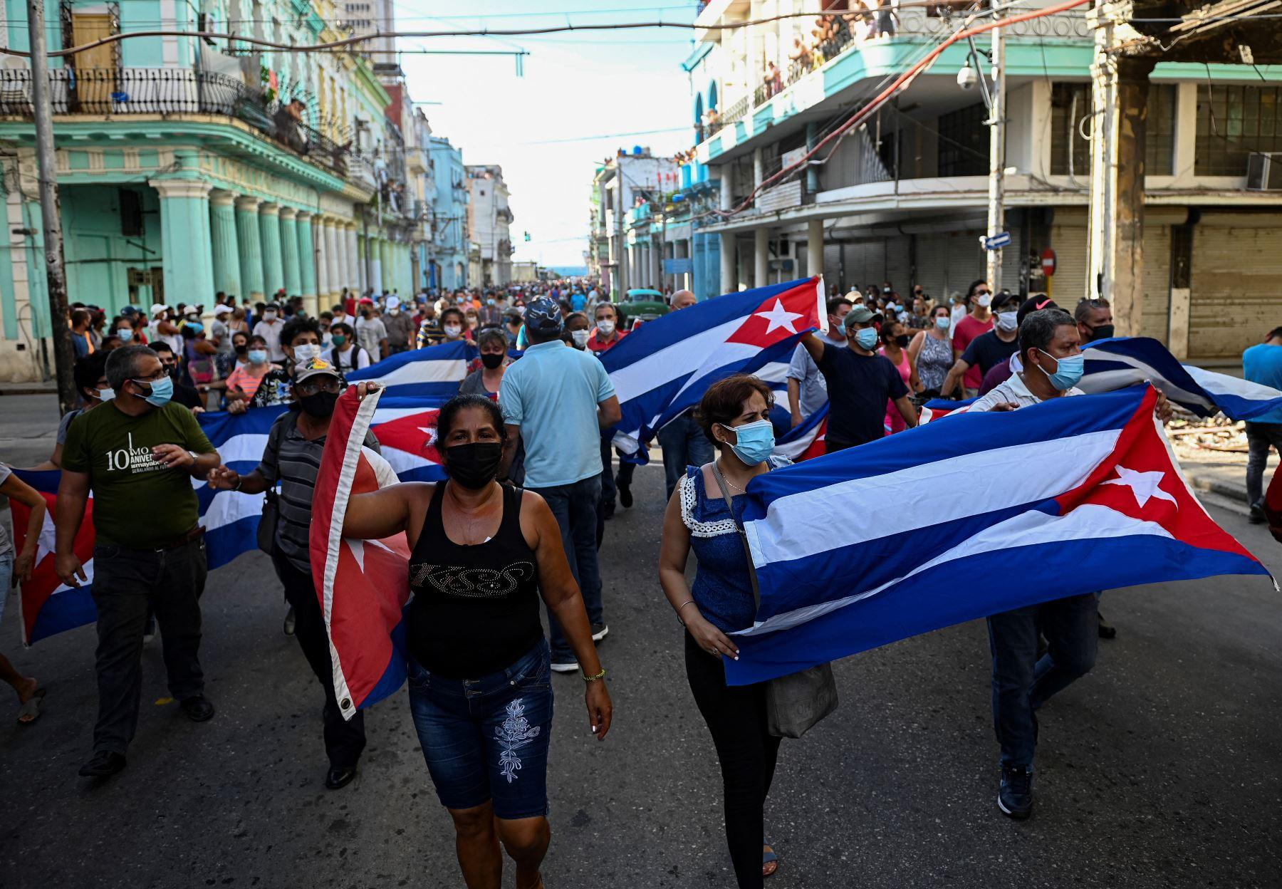 Gobierno cubano necesita ideas novedosas para evitar más protestas