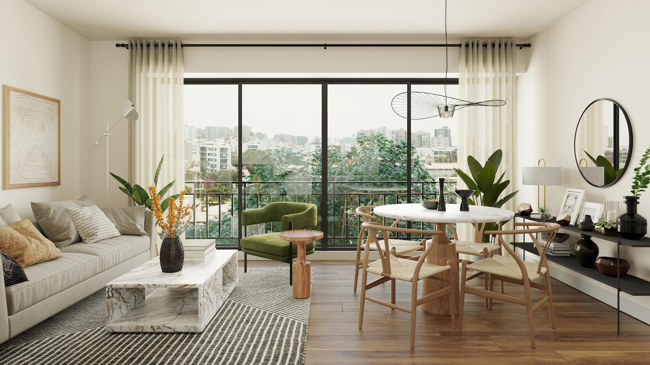 Foco en Maas Inmobiliaria, empresa enfocada en proyectos de viviendas para los más jóvenes