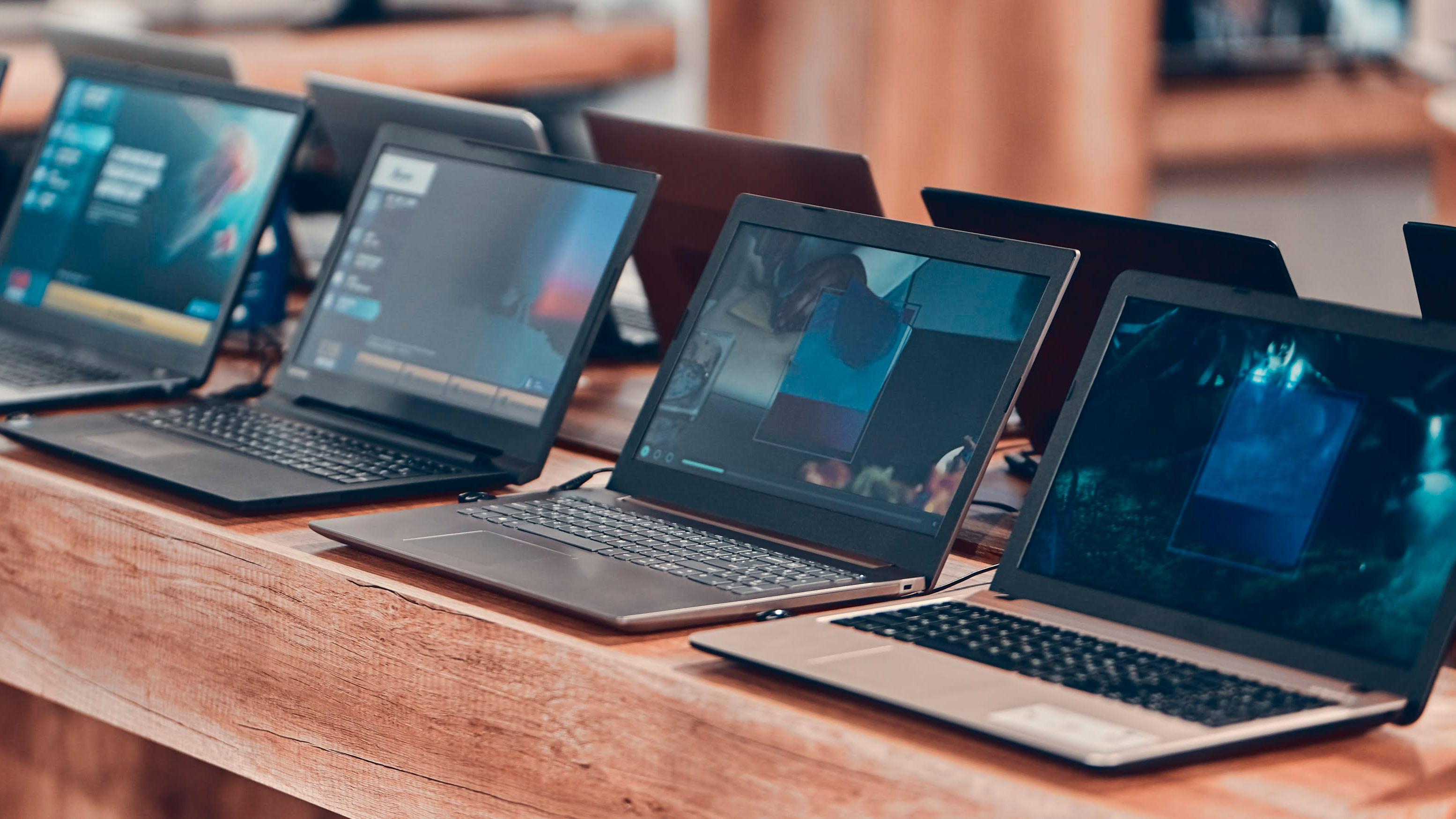 <p>Venta de laptops comenzaría a desacelerarse en el segundo semestre</p>