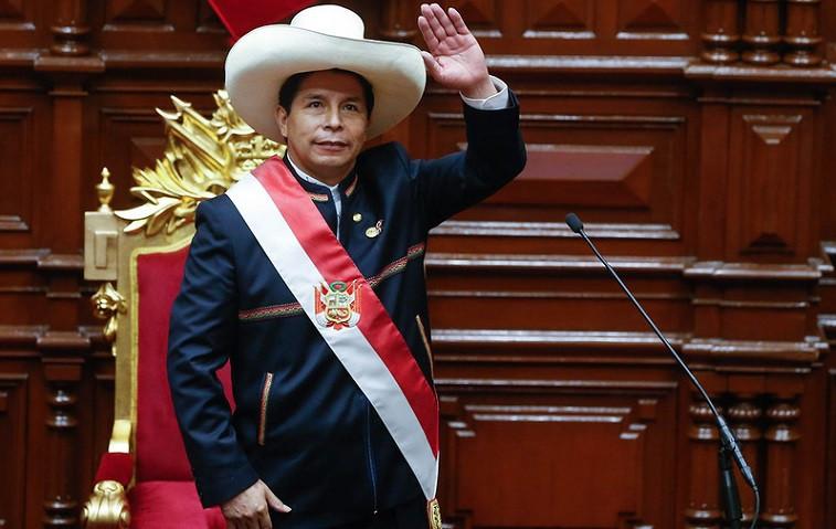 """Pedro Castillo anunció proyecto de ley para crear la """"Asamblea Constituyente del Bicentenario"""""""