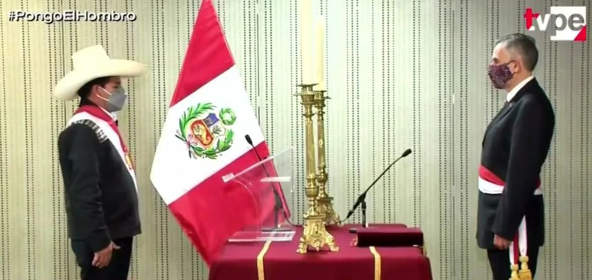 Gabinete ministerial: Pedro Francke juró como ministro de Economía