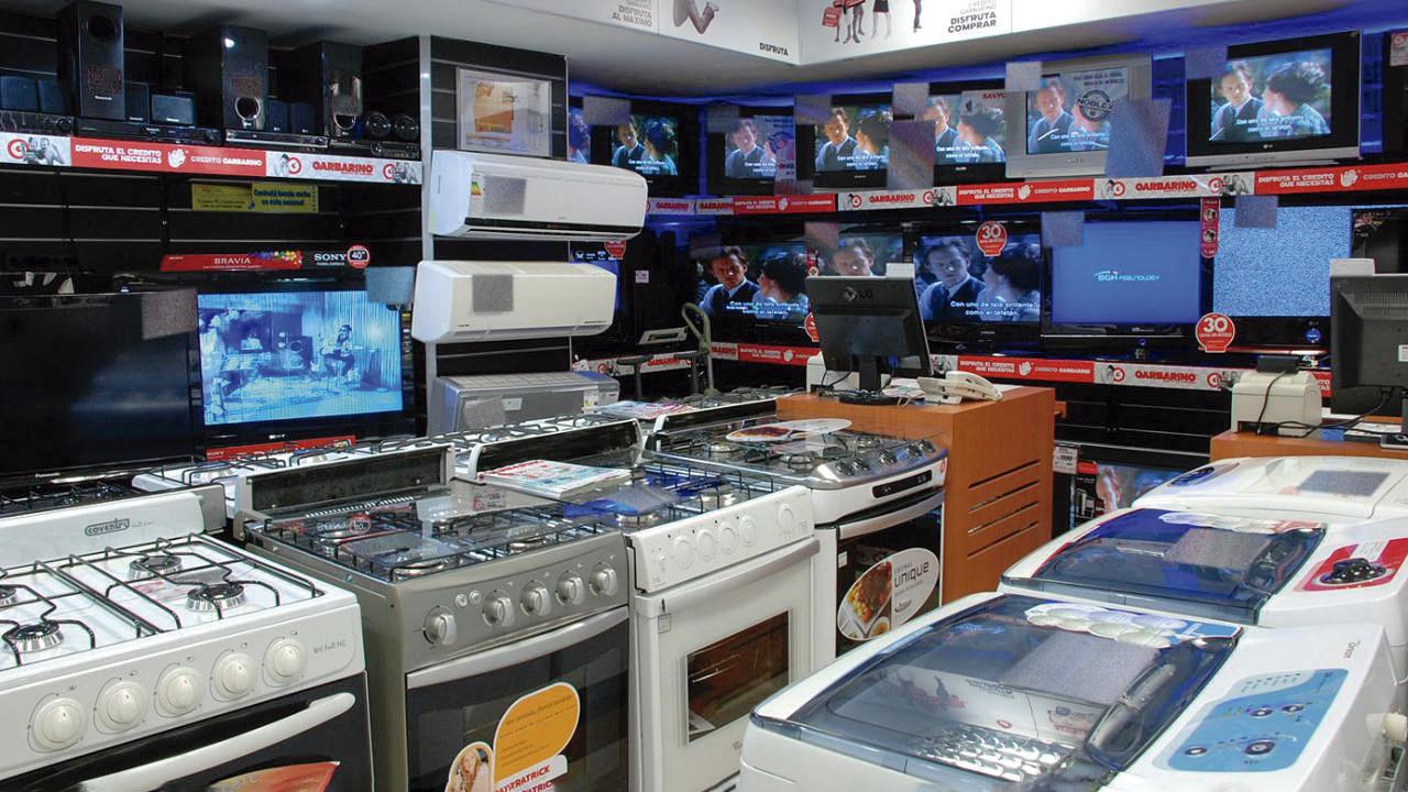 Las ventas de electrodomésticos en provincias se consolidan, principalmente en tiendas locales