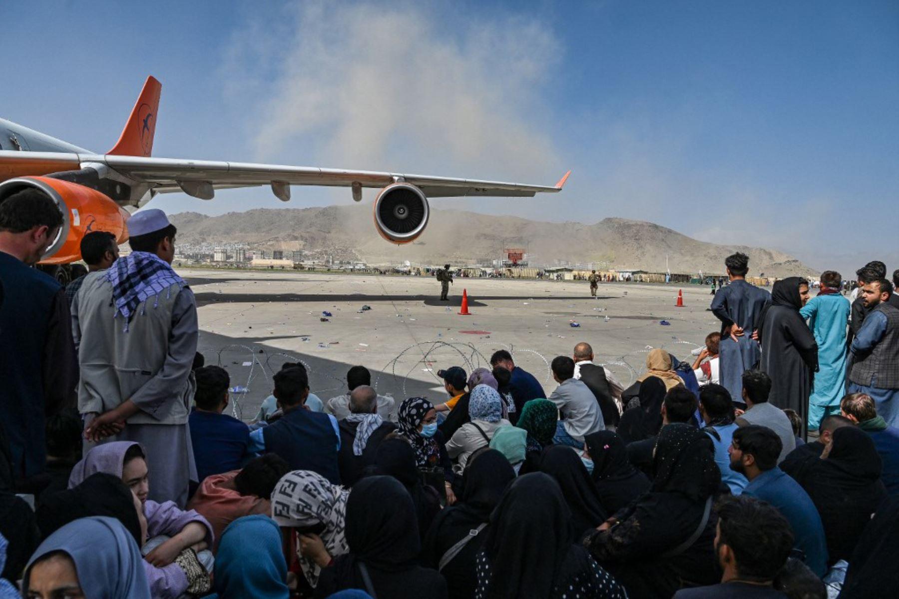 Afganistán ahora es parte del mundo post-estadounidense