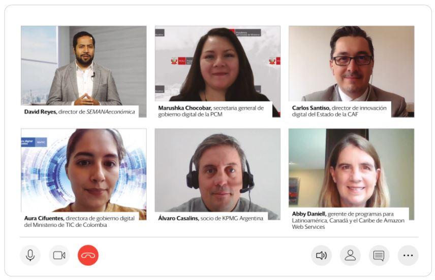 Club de la Innovación y la Transformación: gobierno digital en el Perú