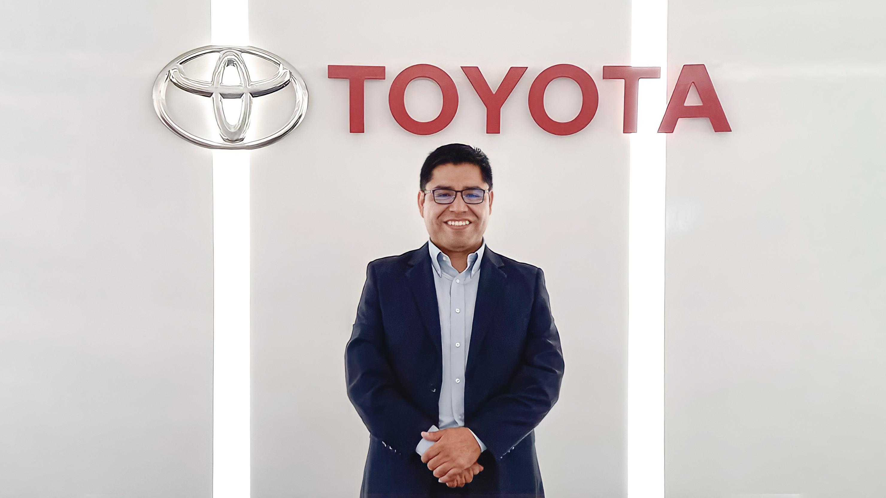 """Toyota: """"Uno de cada cinco vehículos que se han vendido este año han sido Toyota"""""""