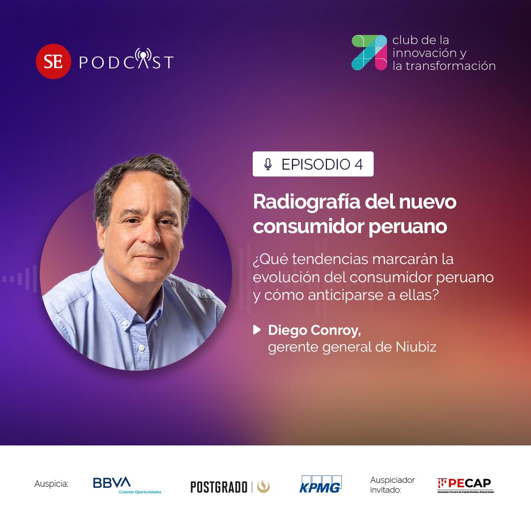 <p>Radiografía del nuevo consumidor peruano</p>