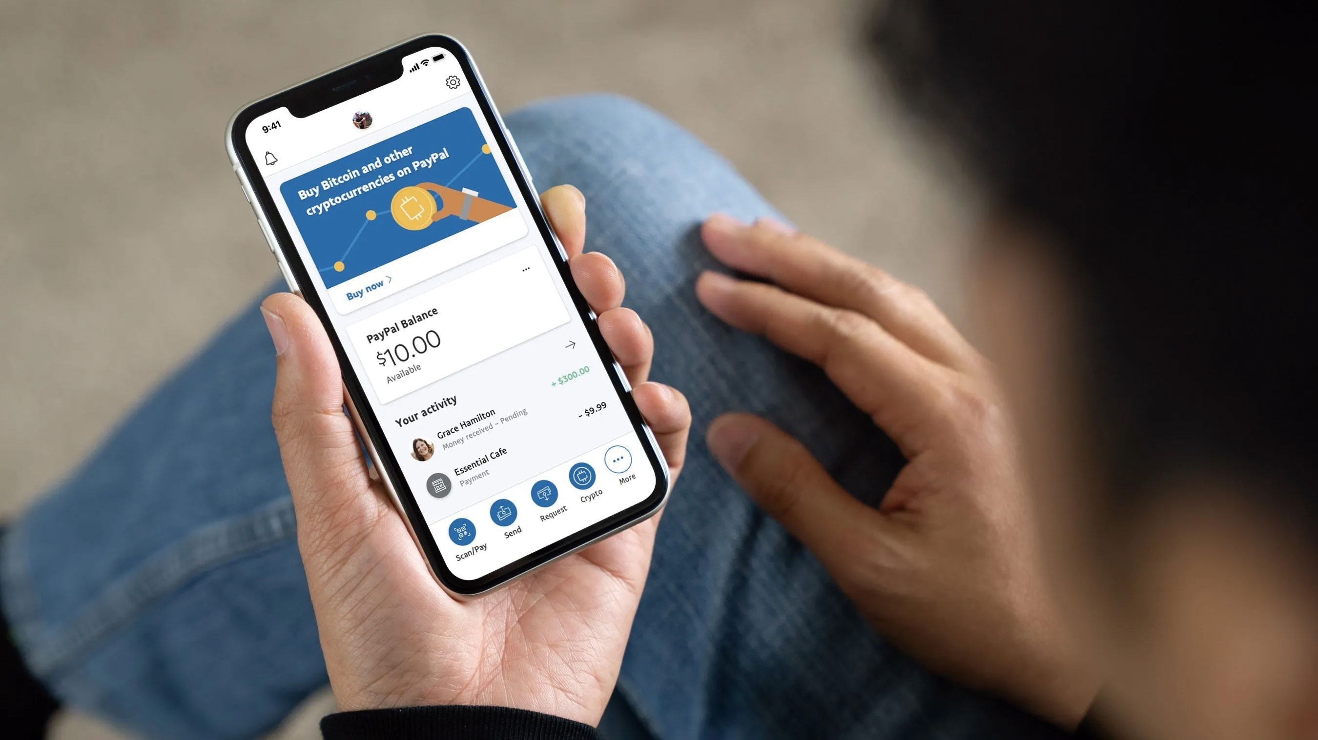 """PayPal apuesta por los pagos digitales y una nueva """"super aplicación"""""""