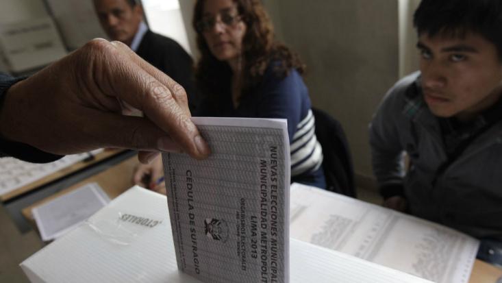 Seis datos clave de las elecciones peruanas