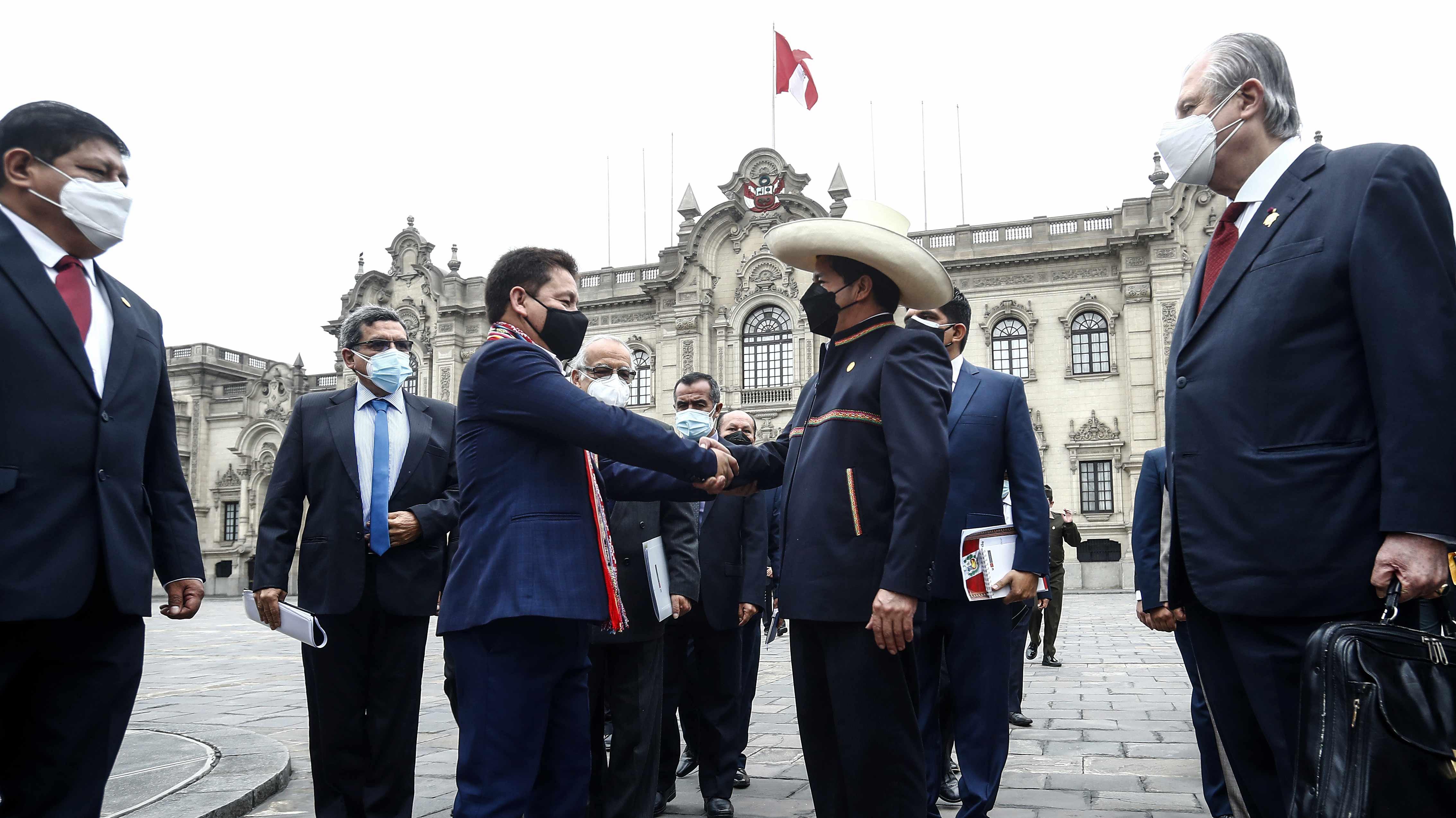 Los CEO apuntan sus temores regulatorios hacia Palacio de Gobierno