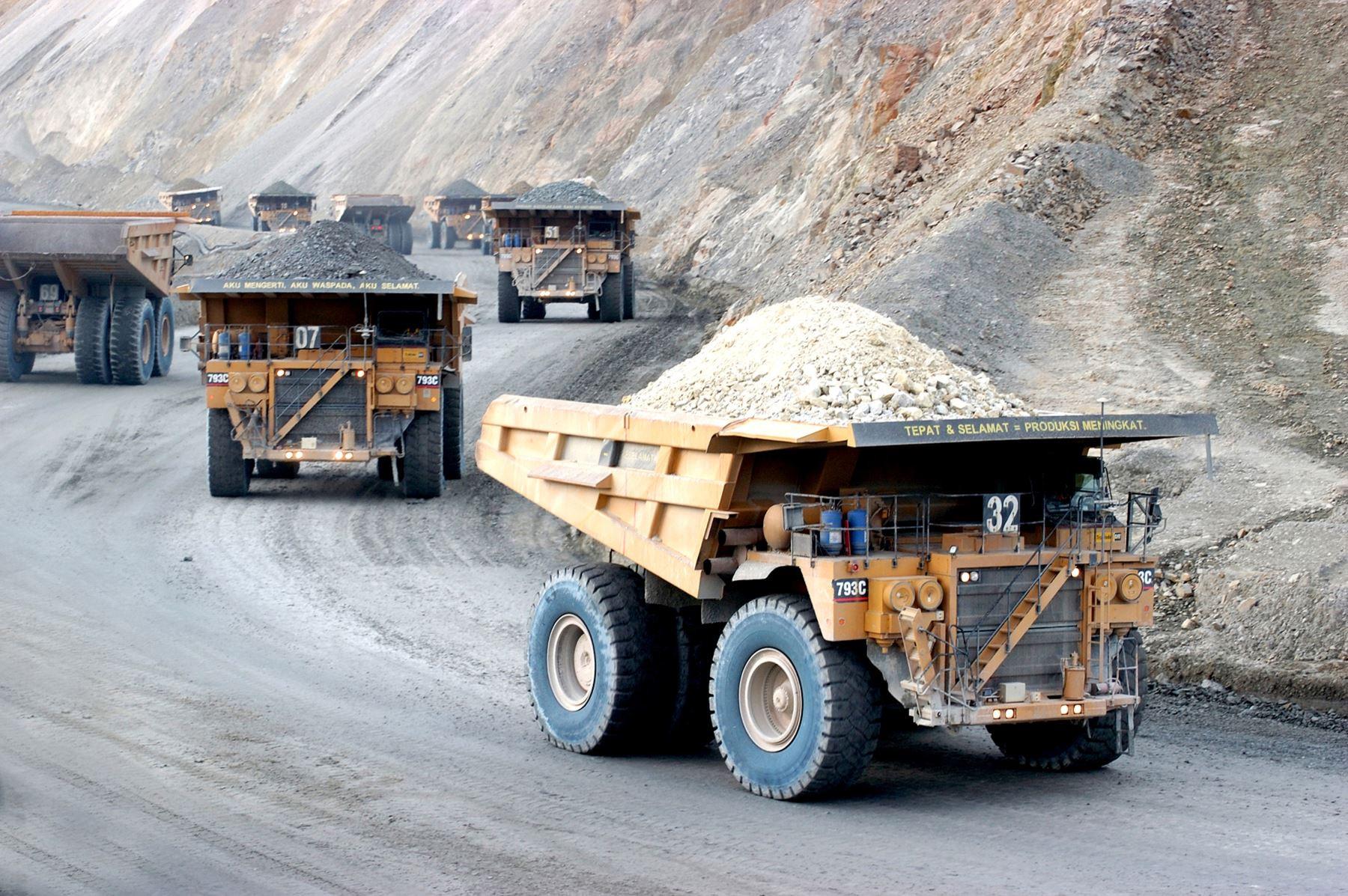 Rebranding para la minería