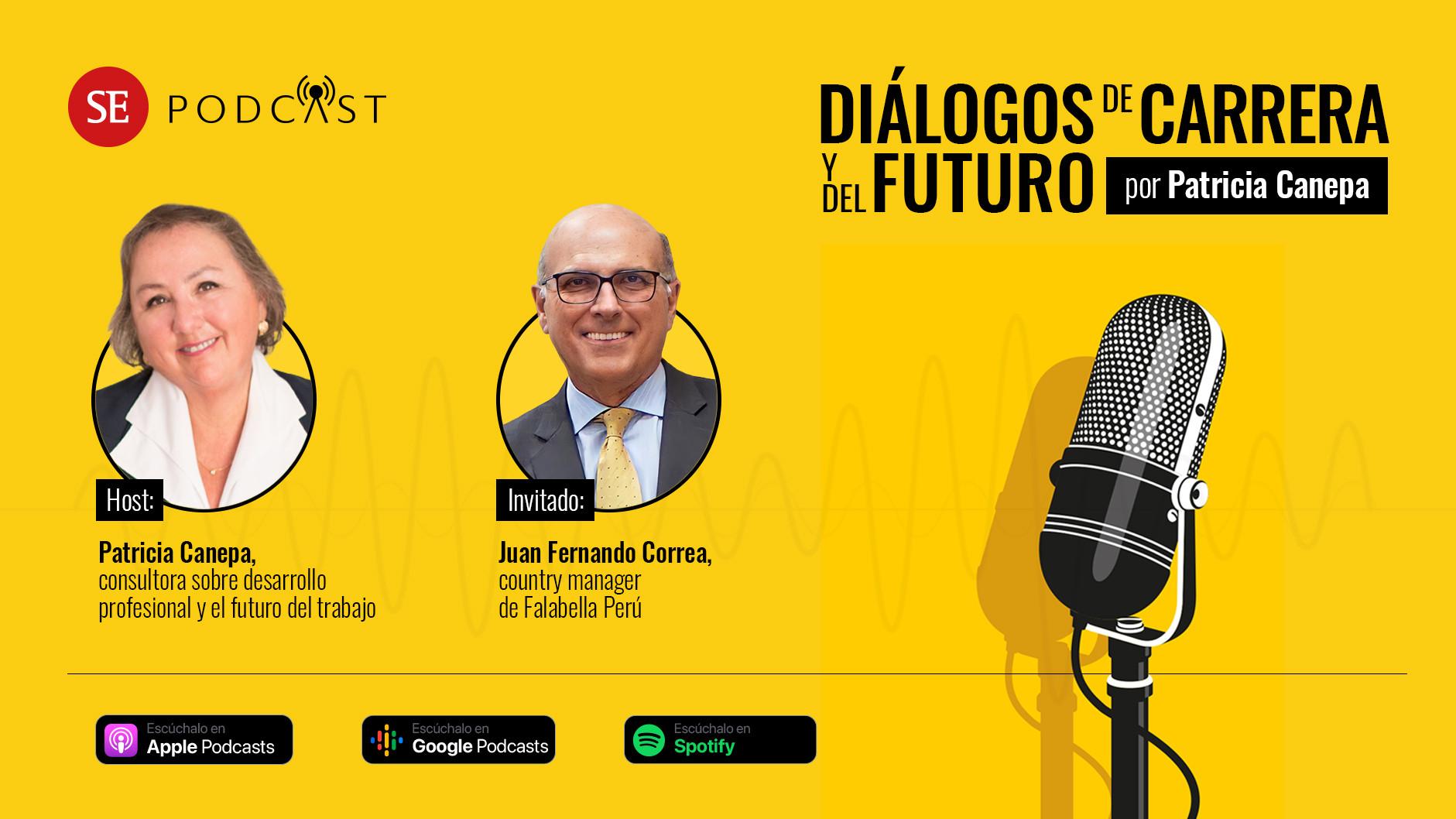 PODCAST: El futuro del sector retail y de las carreras de ingeniería, con Juan Fernando Correa