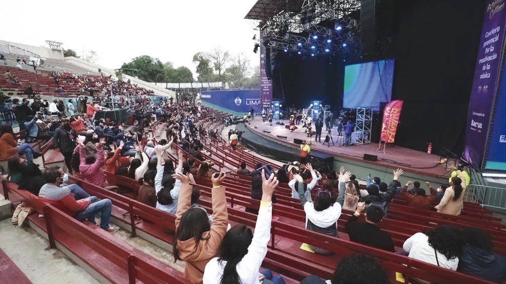 Conciertos al 20%: las restricciones y la incertidumbre impiden la reactivación de la industria musical