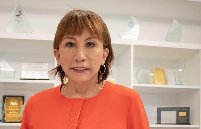 #PremioIPAE: Marina Bustamante es reconocida como la Empresaria del año 2020