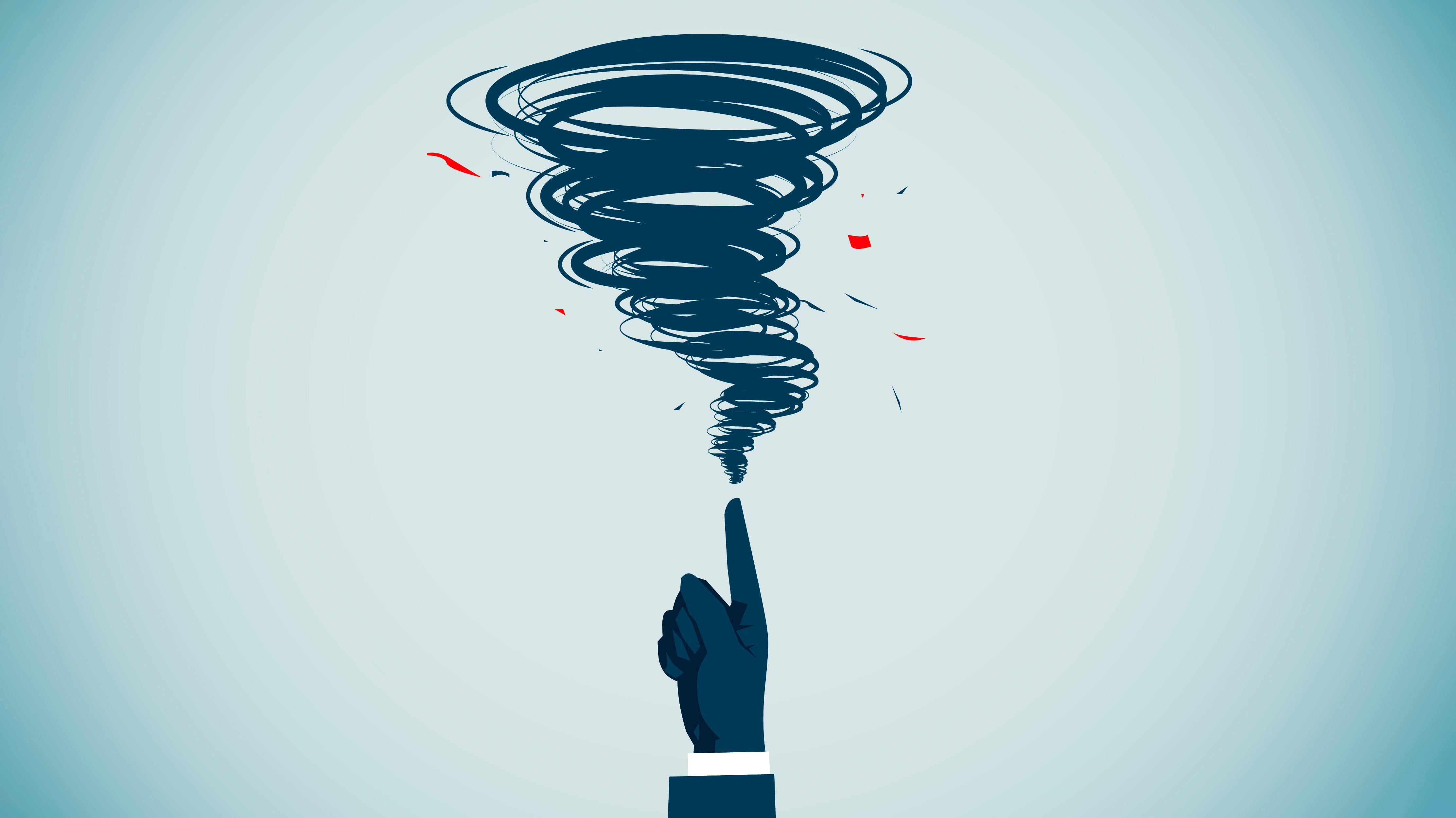 Liderar empresas cuando hay tormenta, por Milagros Avendaño
