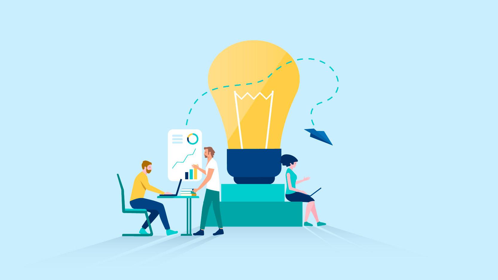 <p>Empresas y startups: la incertidumbre no detiene el ecosistema innovador</p>