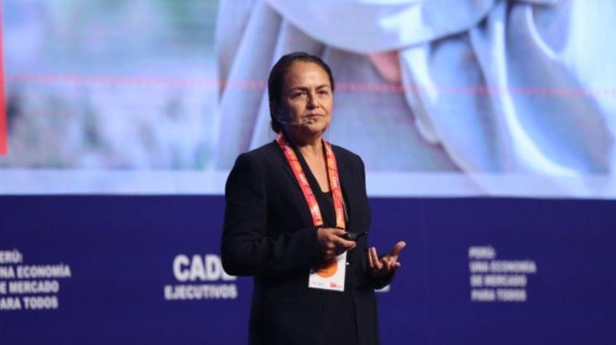 """Rosario Bazán es la presidenta de la 59° edición de #CADEejecutivos: """"diversas voces, un solo Perú"""""""