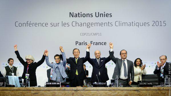 COP 21: se logró un acuerdo climático global y será vinculante