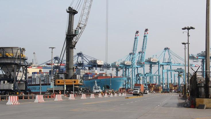 La nueva gerencia comercial de APM Terminals tiene ahora orientación legal