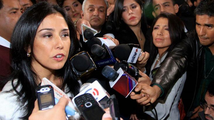 Nadine Heredia es quien más ha atacado a Keiko Fujimori