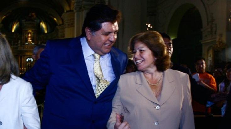 Alan García y Lourdes Flores: ¿ayuda o no la alianza?