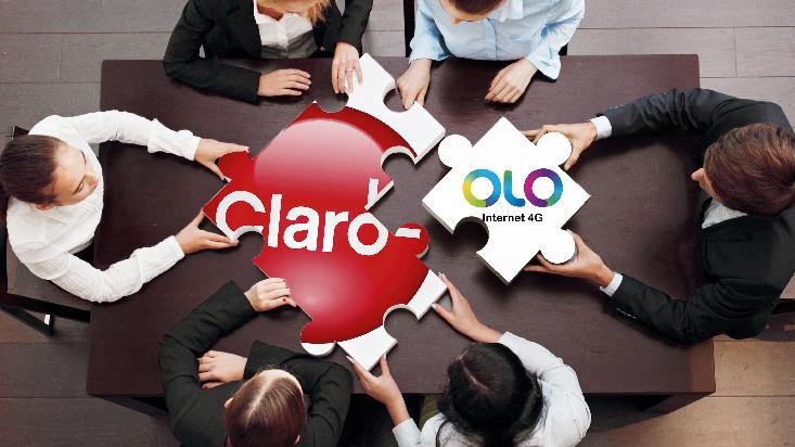 ¿Por qué Olo fue vendida a Claro?