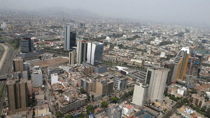 Economía peruana creció 3.01% en octubre, levemente por debajo de las expectativas