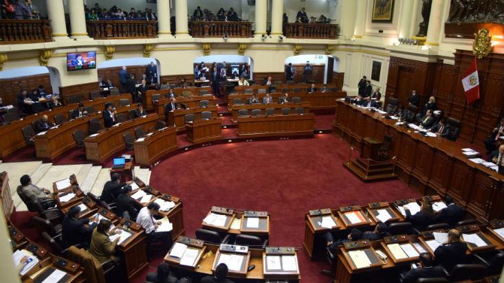Congreso aprobó por insistencia modificar la Ley de Partidos Políticos