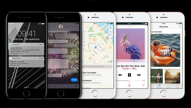 Apple presentó el iPhone 7, la nueva versión de su popular smartphone