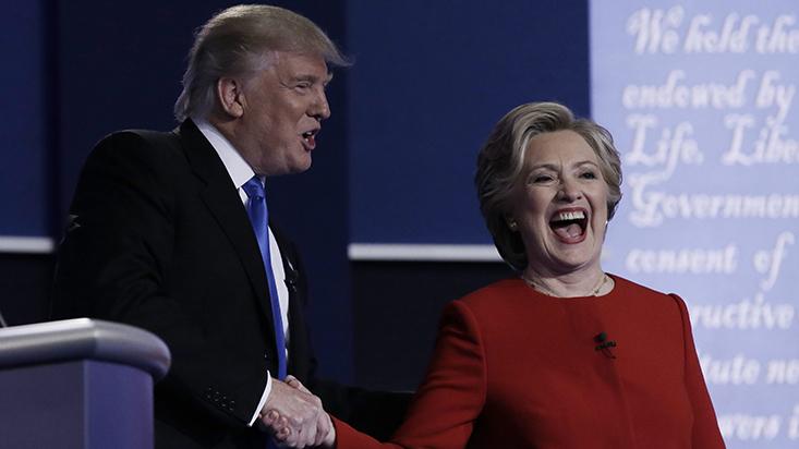 Donald Trump venció a Hillary Clinton y será el nuevo presidente de Estados Unidos