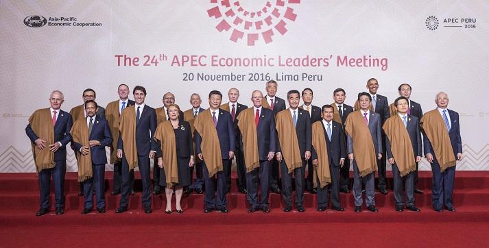 Compromiso de APEC: mantener el libre mercado y combatir el proteccionismo