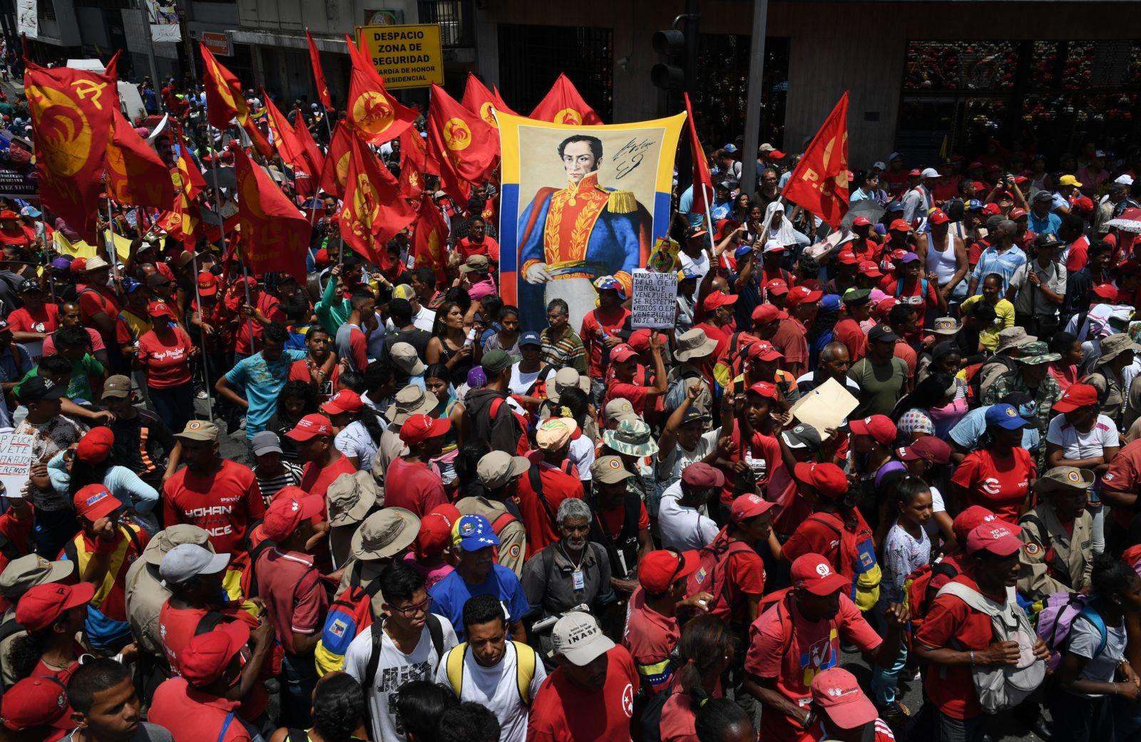 Proyecto Venezuela | Así va la jornada del 1 de mayo en Venezuela