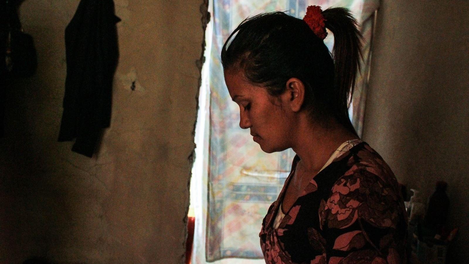 El difícil comienzo de Jesmary en Colombia